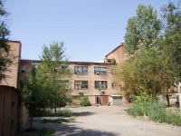Astrakhan, Ostrovsky st, house 142. multi-purpose building