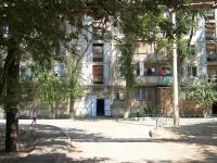 Astrakhan, Ostrovsky st, house 144. Apartment house