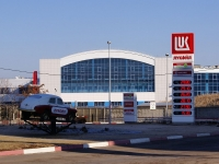 Astrakhan, Ostrovsky st, house 147А. building under construction