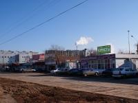 Астрахань, улица Николая Островского, дом 148Г. многофункциональное здание