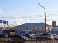 Astrakhan, Ostrovsky st, house 148Ж. multi-purpose building