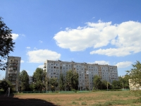 Astrakhan, Ostrovsky st, house 150 к.3. Apartment house