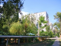 Astrakhan, nursery school №132, Кузнечик, Ostrovsky st, house 152 к.1