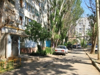 Astrakhan, Ostrovsky st, house 152 к.2. Apartment house