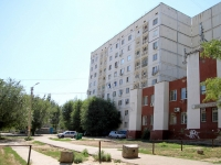 Astrakhan, Ostrovsky st, house 152 к.3. Apartment house