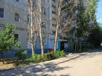 Astrakhan, Ostrovsky st, house 152. Apartment house