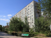 Astrakhan, Ostrovsky st, house 154 к.1. Apartment house