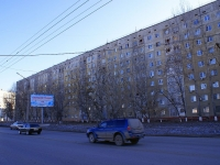 Astrakhan, Ostrovsky st, house 154. Apartment house