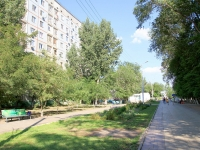 Astrakhan, Ostrovsky st, house 158 к.1. Apartment house