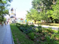 "Astrakhan, church ""Александра Невского "", Ostrovsky st, house 158В"
