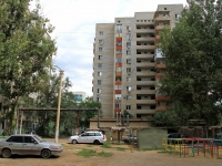 Astrakhan, Ostrovsky st, house 160 к.3. Apartment house