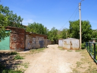 Astrakhan, Ostrovsky st, service building