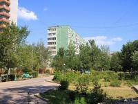 Astrakhan, Ostrovsky st, public garden