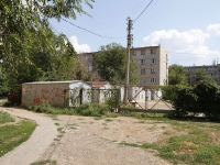 Astrakhan, Ostrovsky st, garage (parking)
