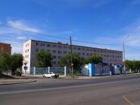 Astrakhan, hostel Волжской государственной академии водного транспорта, Naberezhnaya privolzhskogo zatona st, house 14/1