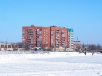 Astrakhan, Naberezhnaya privolzhskogo zatona st, house 14 к.2. Apartment house