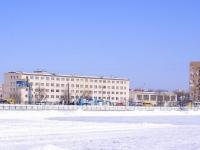 Astrakhan, hostel Волжской государственной академии водного транспорта, Naberezhnaya privolzhskogo zatona st, house 14А