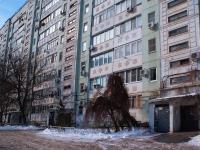 Astrakhan, Naberezhnaya privolzhskogo zatona st, house 15 к.1. Apartment house