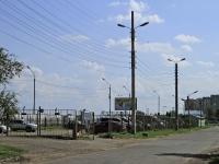 Астрахань, улица Набережная Приволжского Затона, дом 16А. гараж / автостоянка