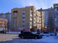 Астрахань, улица Набережная Приволжского Затона, дом 17 к.1. многоквартирный дом