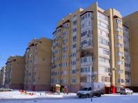 Astrakhan, Naberezhnaya privolzhskogo zatona st, house 17. Apartment house
