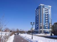 阿斯特拉罕, Naberezhnaya privolzhskogo zatona st, 房屋 25. 公寓楼