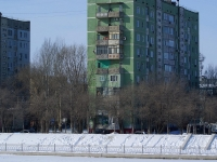 Astrakhan, Naberezhnaya privolzhskogo zatona st, house 32. Apartment house