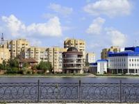 Astrakhan, Naberezhnaya privolzhskogo zatona st, house 35А. office building