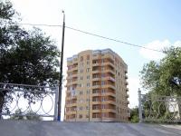 Астрахань, улица Набережная Приволжского Затона, дом 36/1. многоквартирный дом
