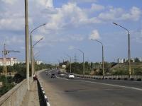 Astrakhan, Naberezhnaya privolzhskogo zatona st, bridge
