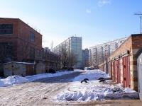 Астрахань, улица Набережная Приволжского Затона, многофункциональное здание
