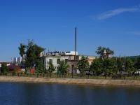 Astrakhan, factory Астраханский киномеханический завод, ОАО, Svobody square, house 14