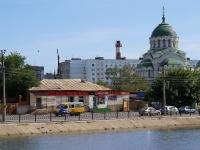 Astrakhan, cafe / pub JazzBar, Svobody square, house 47/1