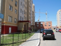 Astrakhan, Boevaya st, house 36 к.1. Apartment house