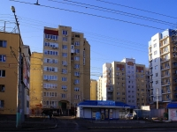 Astrakhan, Boevaya st, house 38. Apartment house