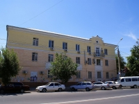 Astrakhan, Boevaya st, house 51. Apartment house