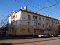 Astrakhan, Boevaya st, house 52. Apartment house