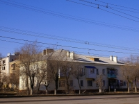 Astrakhan, Boevaya st, house 56. Apartment house