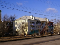 Astrakhan, Boevaya st, house 58. Apartment house