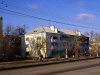 Astrakhan, Boevaya st, house 58. Apartment house