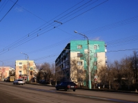 Astrakhan, Boevaya st, house 61. Apartment house