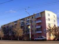 Astrakhan, Boevaya st, house 63. Apartment house