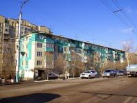 Astrakhan, Boevaya st, house 72. Apartment house