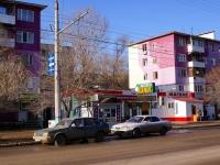 Астрахань, улица Боевая, дом 74. многоквартирный дом
