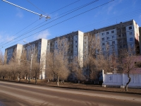 Astrakhan, Boevaya st, house 79. Apartment house