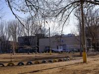 Astrakhan, school №37, Boevaya st, house 81 к.1