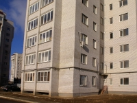 Астрахань, улица Боевая, дом 126 к.11. многоквартирный дом