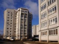 Астрахань, улица Боевая, дом 126 к.4. многоквартирный дом