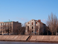 Astrakhan, Griboedov st, house 14. Apartment house