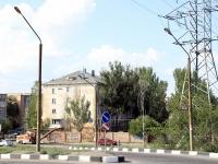 Astrakhan, Bogdan Khmelnitsky st, house 1А. Apartment house